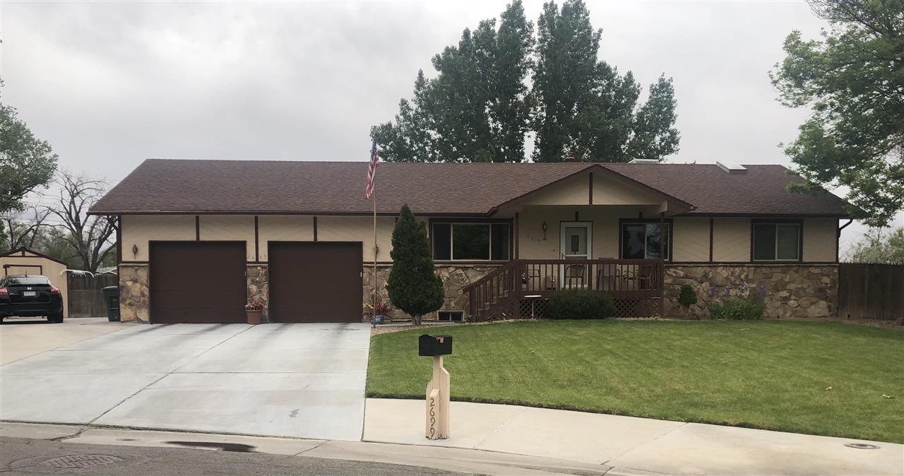 2699 Mazatlan Drive Property Photo - Grand Junction, CO real estate listing