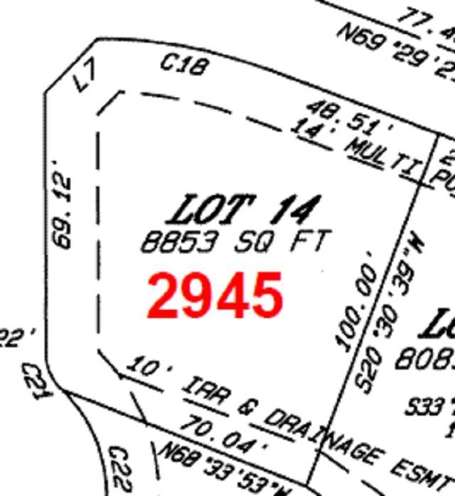 2945 Great Plains Drive Property Photo