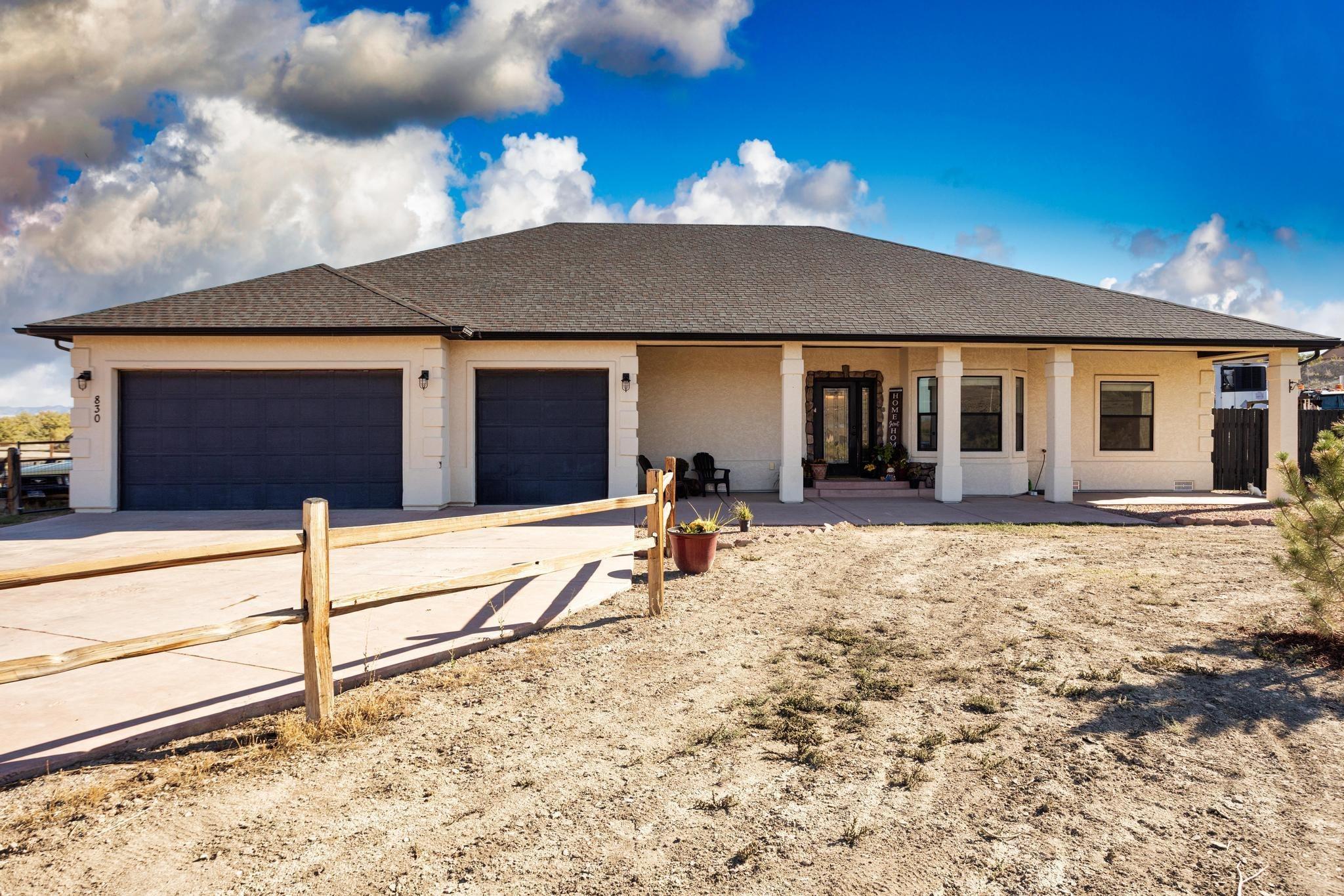 830 Slickrock Drive Property Photo