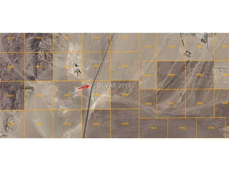 0 US HWY 95 Property Photo - Boulder City, NV real estate listing