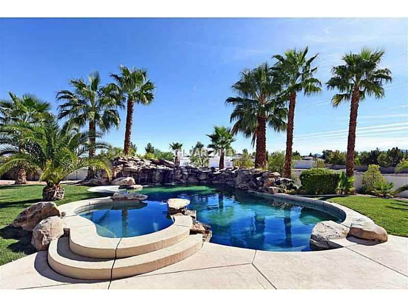 10550 PATRINGTON Court Property Photo - Las Vegas, NV real estate listing