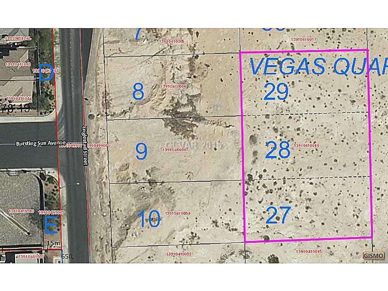 0 0 Englestad &Cheyenne Property Photo - North Las Vegas, NV real estate listing