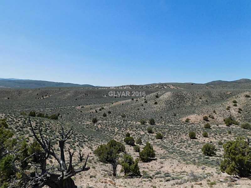 Highway 93 Highland Knolls 107 Acres Property Photo - Caliente, NV real estate listing