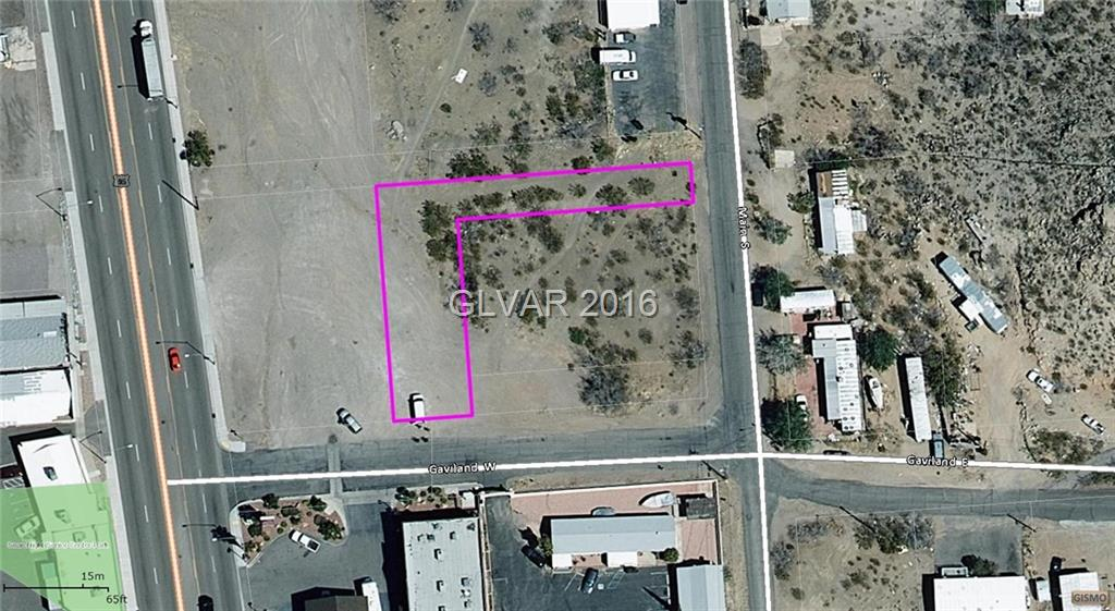 US 95 & Galivand Property Photo - Searchlight, NV real estate listing