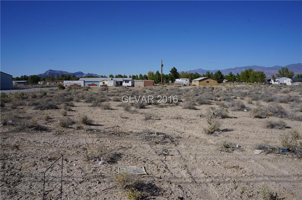 1380 W Charleston Park Avenue Property Photo - Pahrump, NV real estate listing