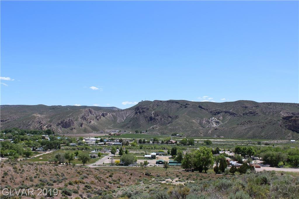 Highway 93 Hillside Residential Property Photo