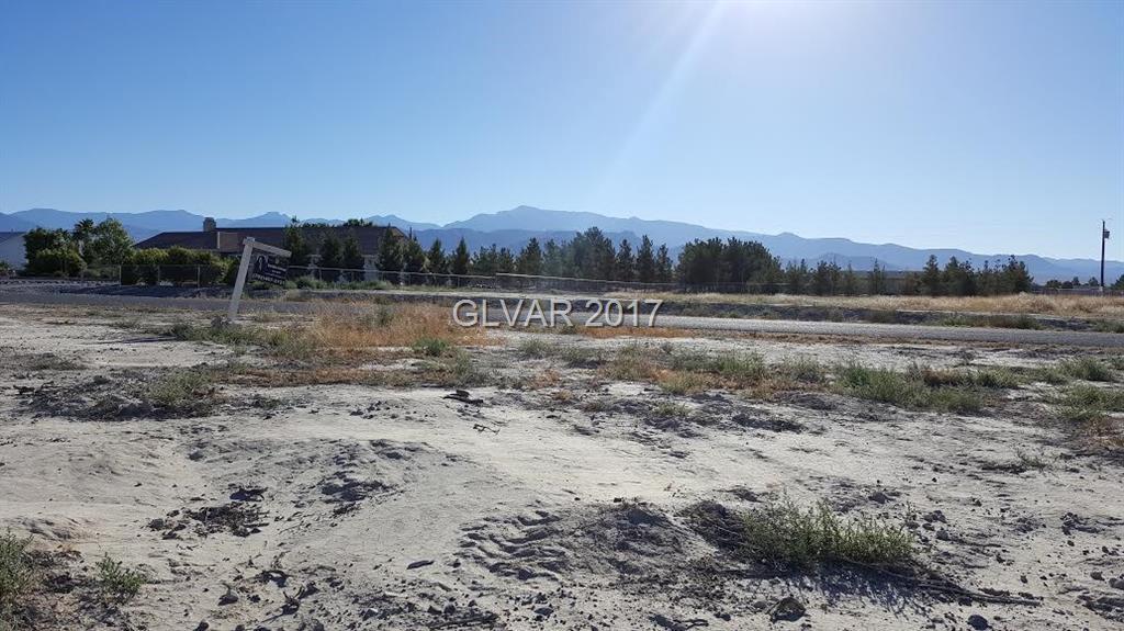 3720 S RANGER Property Photo - Pahrump, NV real estate listing