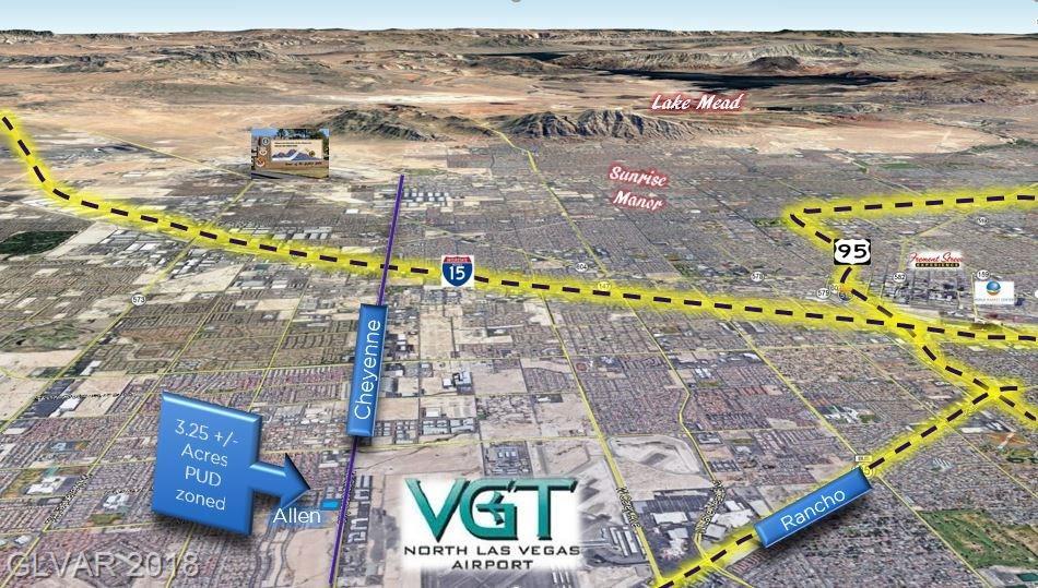 W Cheyenne Avenue Property Photo - Las Vegas, NV real estate listing