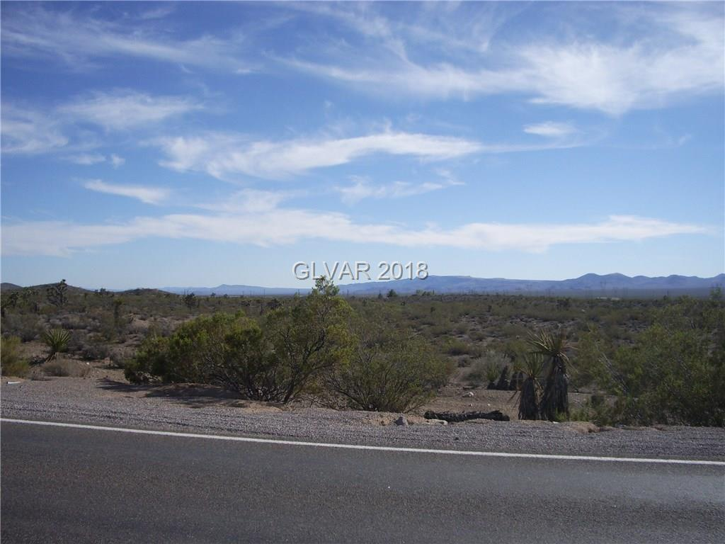 Highway 164 (Nipton Road) Property Photo - Searchlight, NV real estate listing