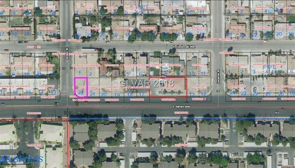 4602 Sahara Avenue Property Photo
