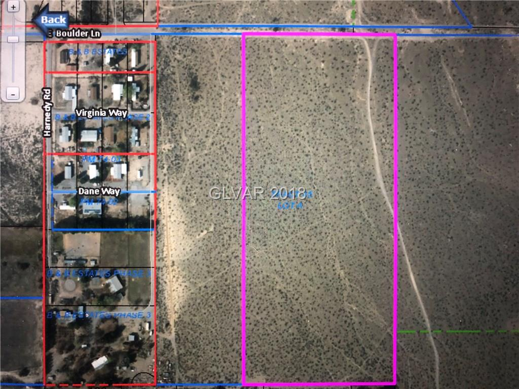 Indian Springs 17.33 acres Property Photo - Indian Springs, NV real estate listing