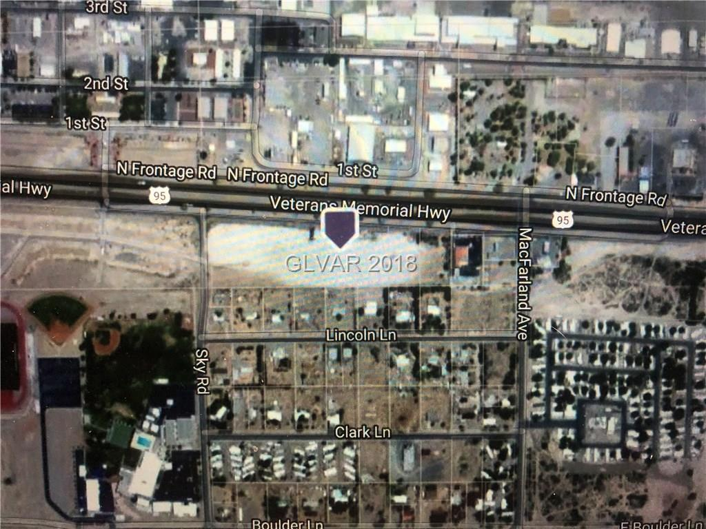 Indian Springs multi parcels Property Photo - Indian Springs, NV real estate listing