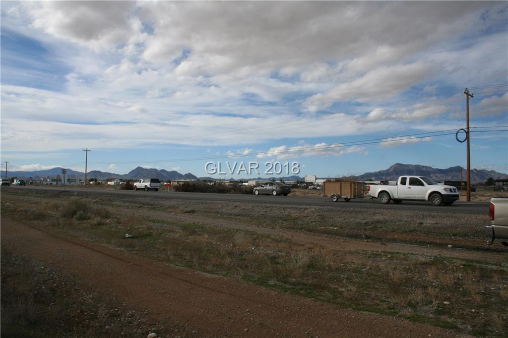 541 W NEVADA Highway 372 Property Photo - Pahrump, NV real estate listing