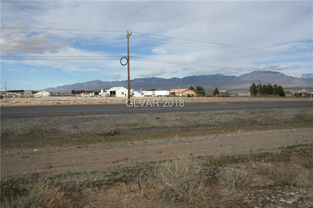 561 W NEVADA Hwy 372 Property Photo - Pahrump, NV real estate listing