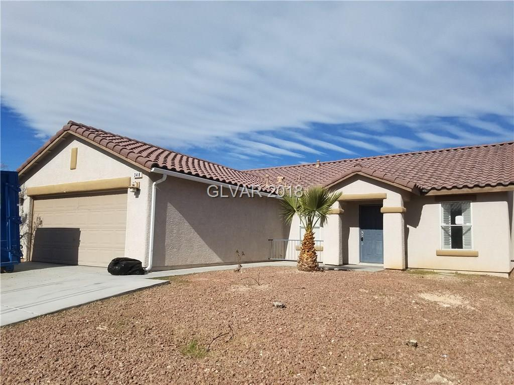348 COPELAND Court Property Photo - North Las Vegas, NV real estate listing