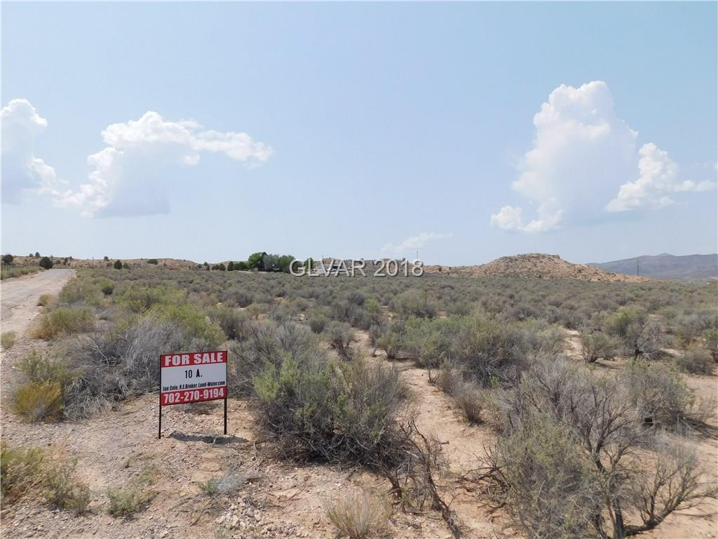 Mustard Court Property Photo - Caliente, NV real estate listing