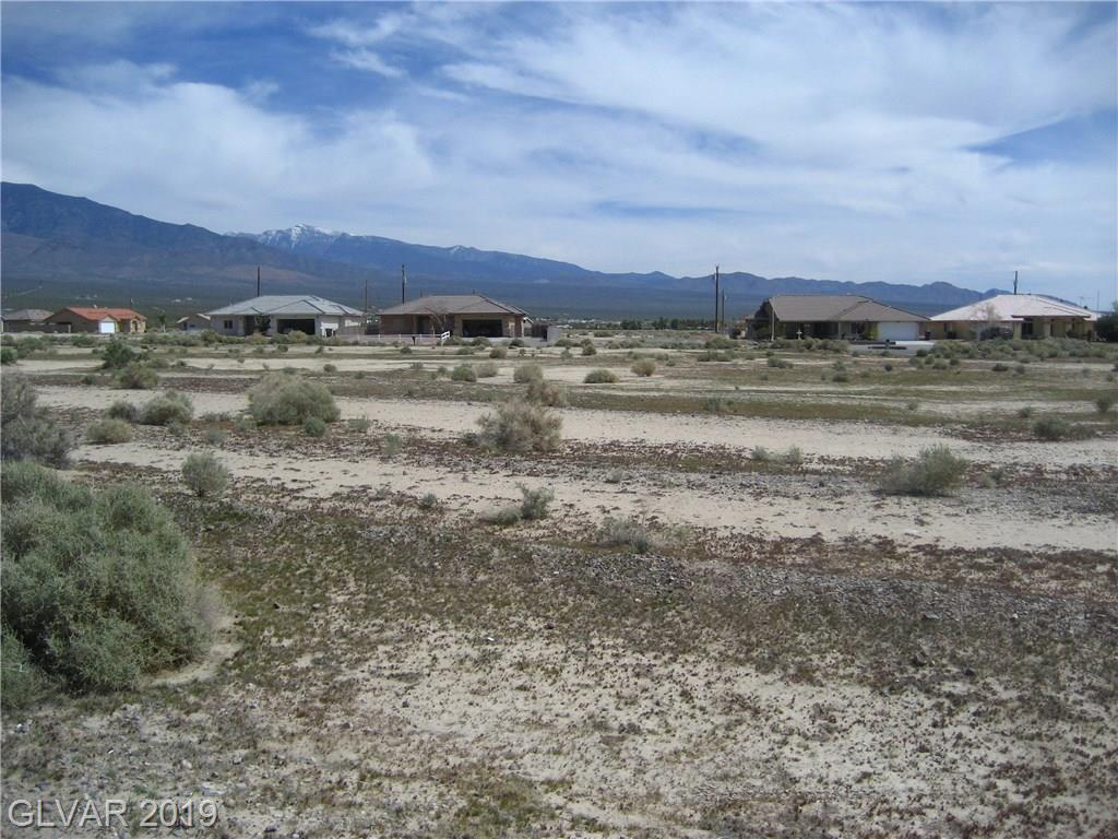 6651 N AURA Property Photo - Pahrump, NV real estate listing