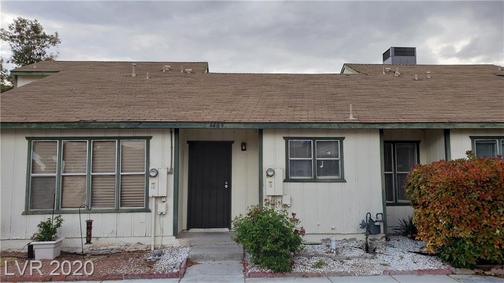 6409 ADDELY Drive Property Photo - Las Vegas, NV real estate listing