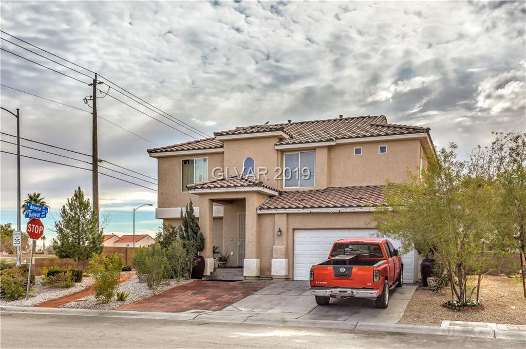 805 BOLIVAR Avenue Property Photo - North Las Vegas, NV real estate listing
