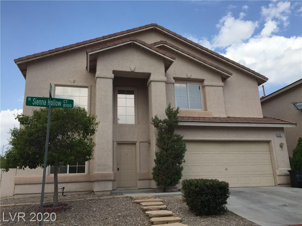 8101 SIENNA HOLLOW Court Property Photo - Las Vegas, NV real estate listing