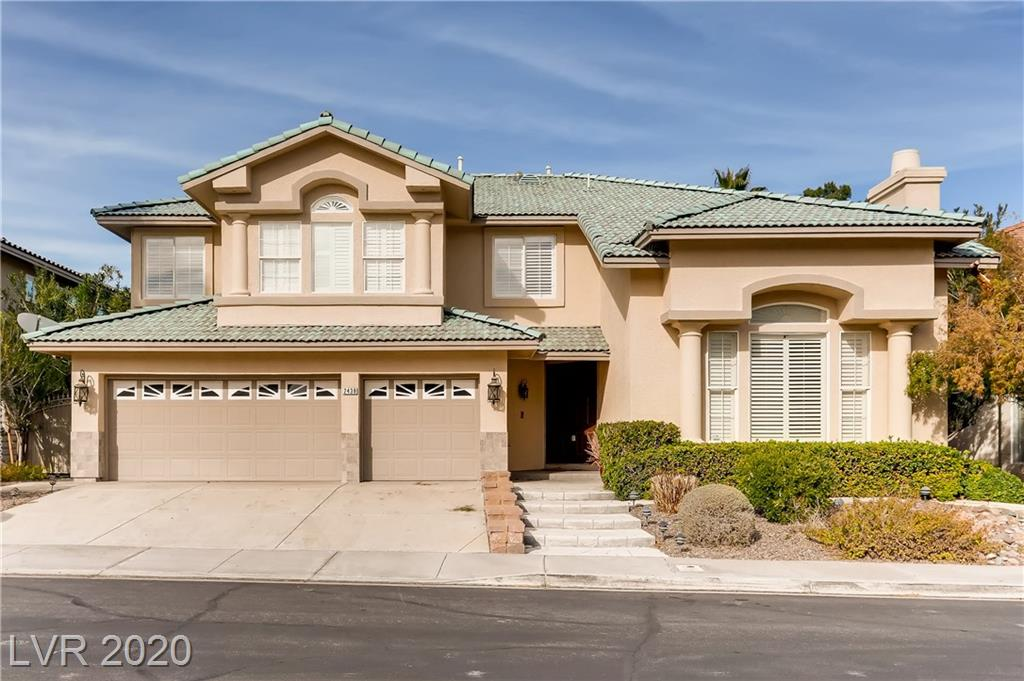 2438 PING Drive Property Photo - Henderson, NV real estate listing