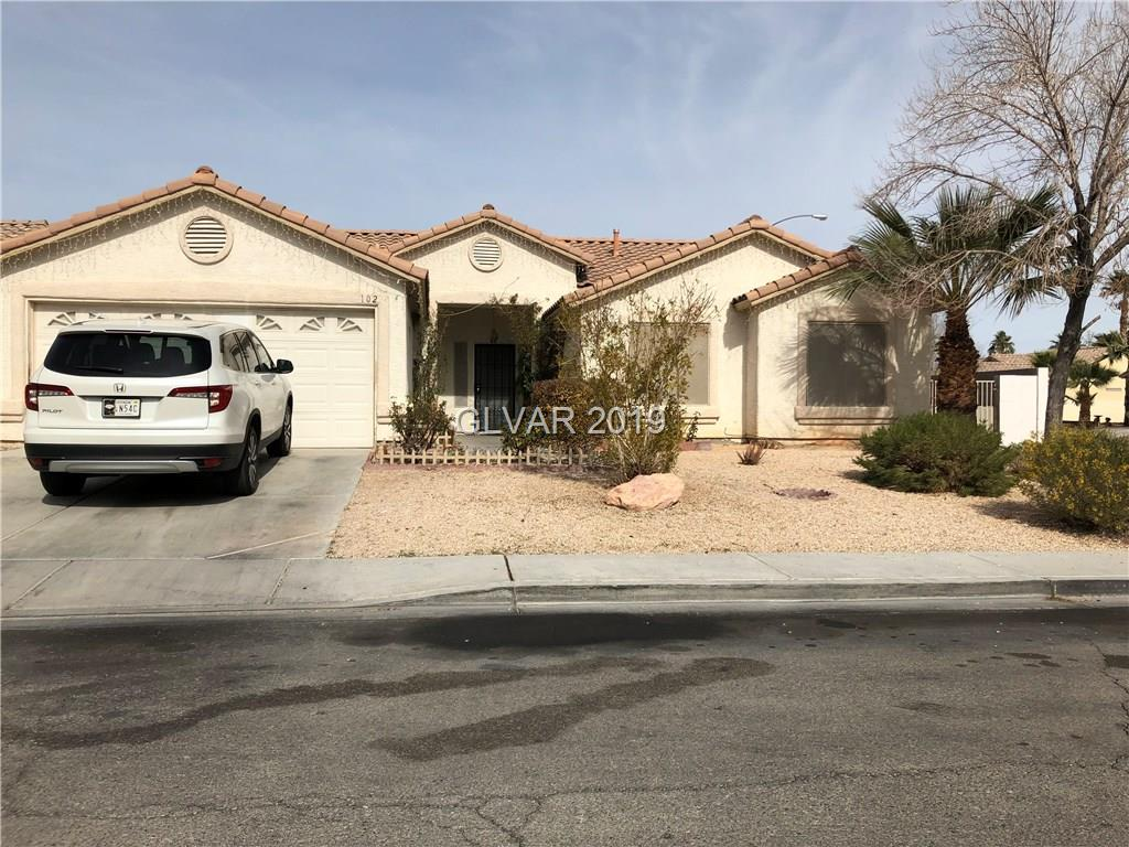 102 QUEENSWREATH Drive Property Photo - Las Vegas, NV real estate listing
