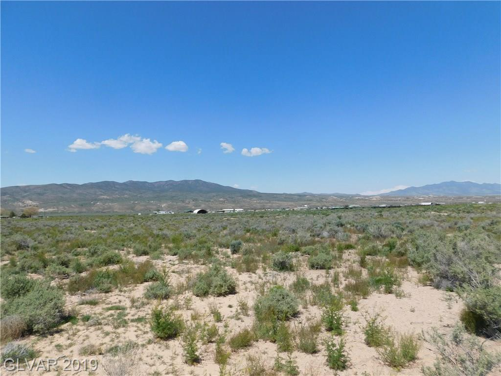 Russell Road Property Photo - Caliente, NV real estate listing