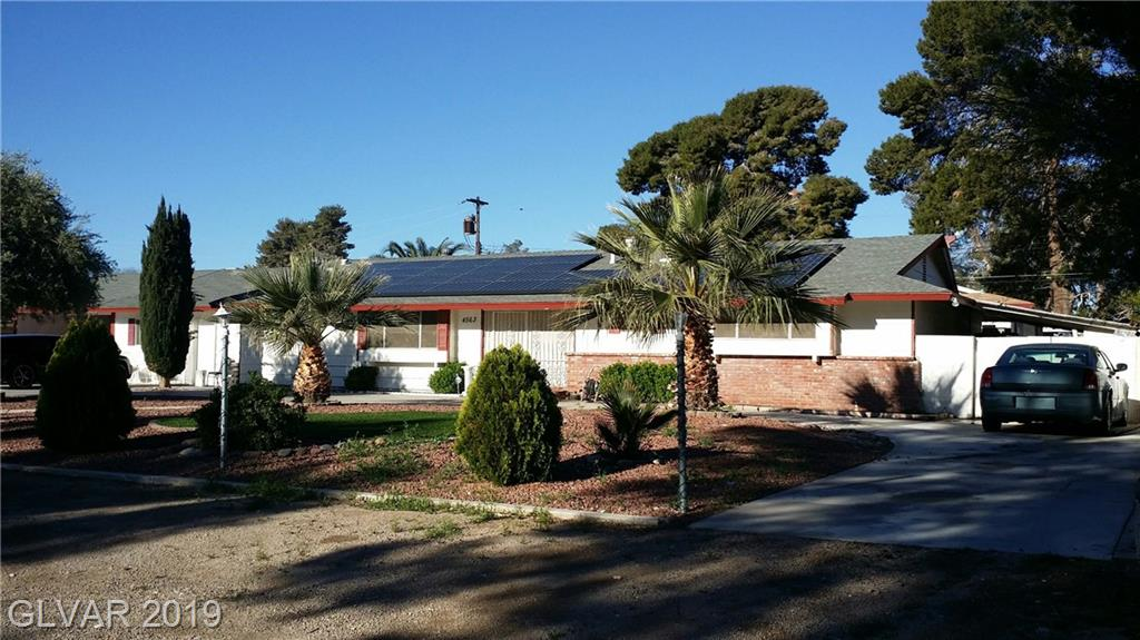 4563 COACHMAN Circle Property Photo - Las Vegas, NV real estate listing