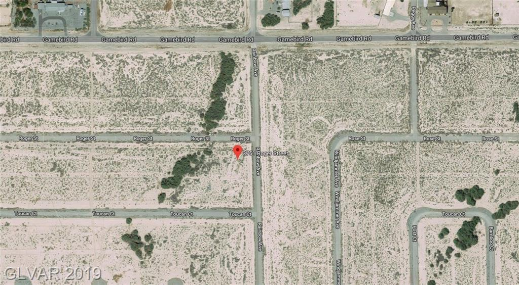3571 E Roger Property Photo - Pahrump, NV real estate listing