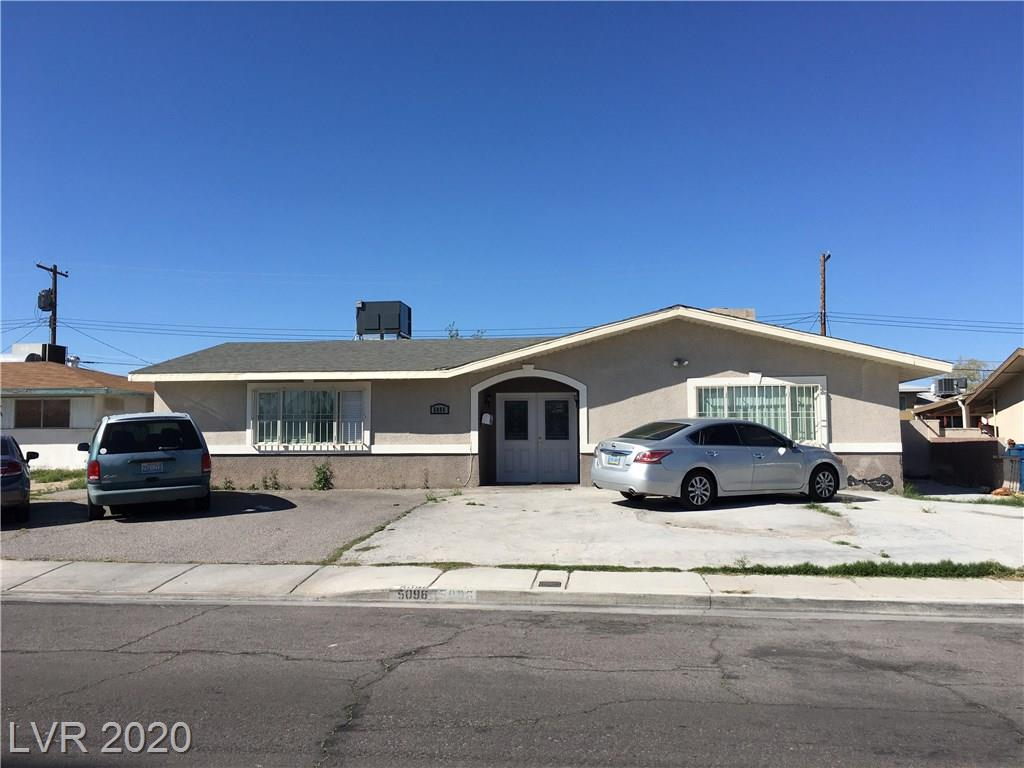 5096 VIA DE PALMA Drive Property Photo - Las Vegas, NV real estate listing