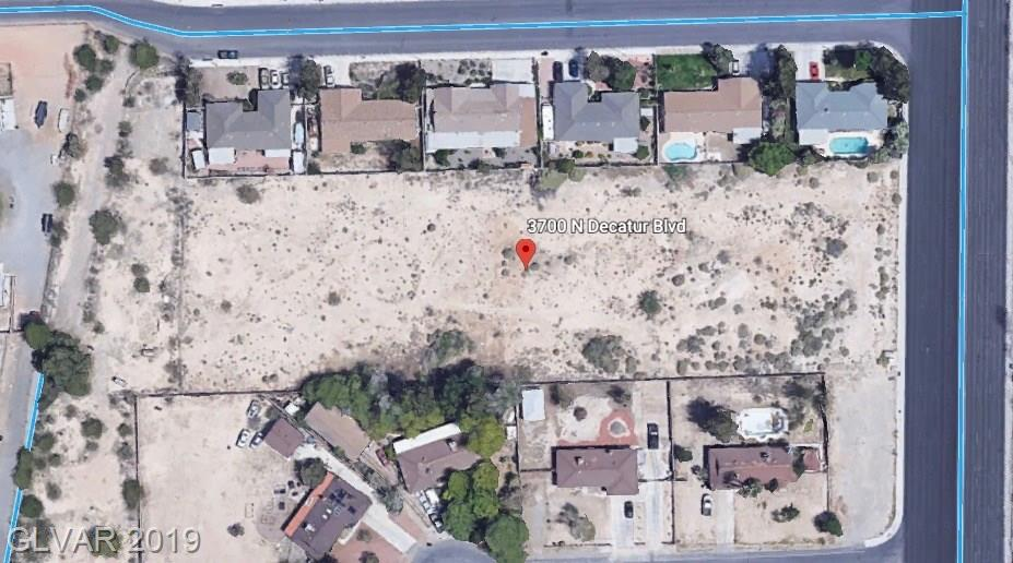3700 N DECATUR Boulevard Property Photo - Las Vegas, NV real estate listing