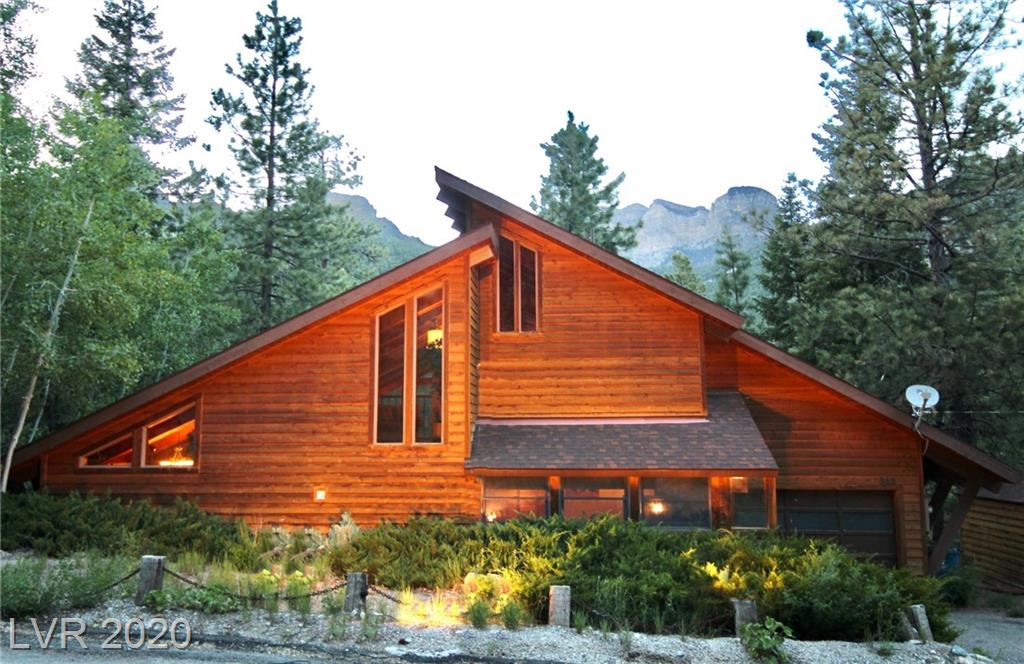 349 Alpine Way Property Photo - Mount Charleston, NV real estate listing