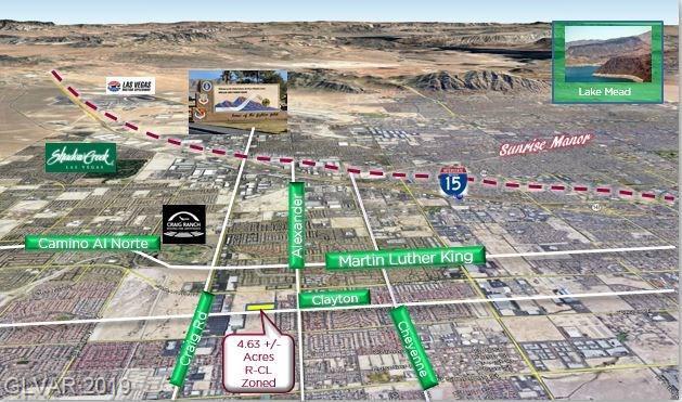 Clayton Property Photo - Las Vegas, NV real estate listing