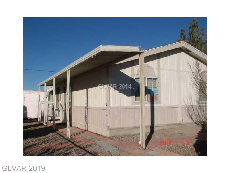 90 W POTTER Property Photo - Pahrump, NV real estate listing