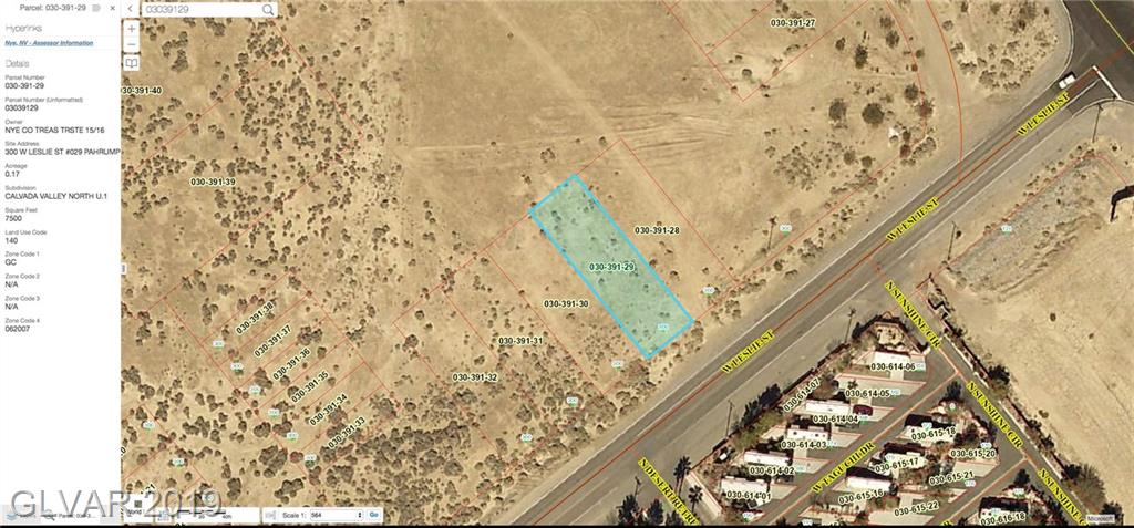 620 W ASPEN Property Photo - Pahrump, NV real estate listing