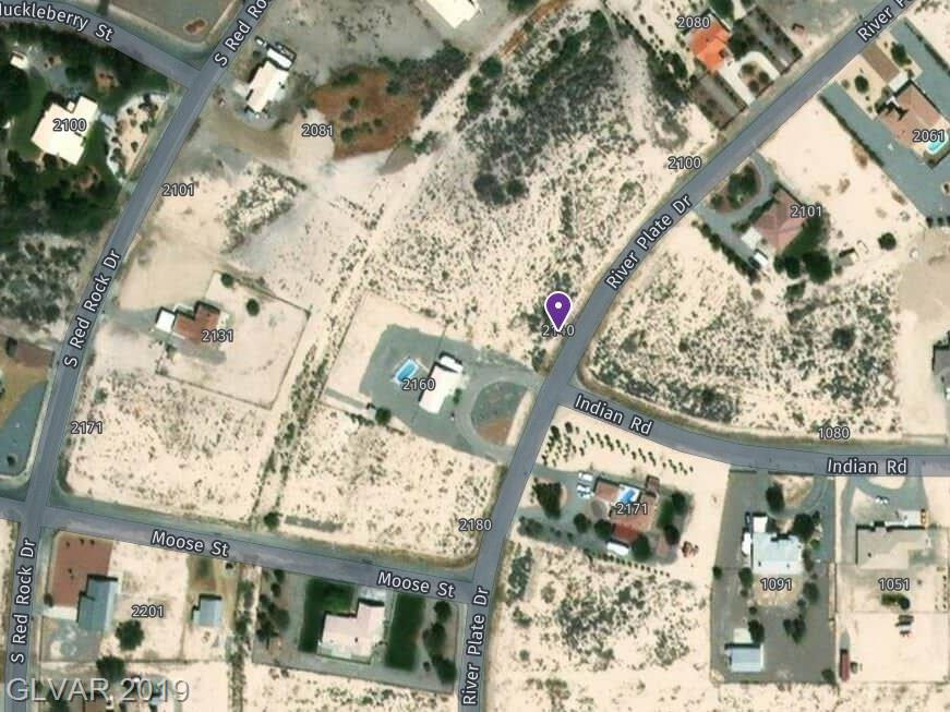 2140 S RIVER PLATE Property Photo - Pahrump, NV real estate listing
