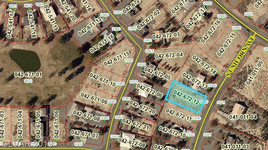 3080 S UNICORN Property Photo - Pahrump, NV real estate listing