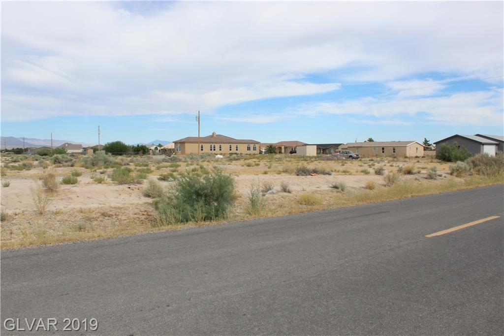 401 E GINA Street Property Photo - Pahrump, NV real estate listing