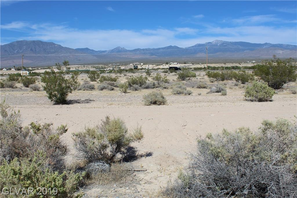 921 N Delta Street Property Photo - Pahrump, NV real estate listing