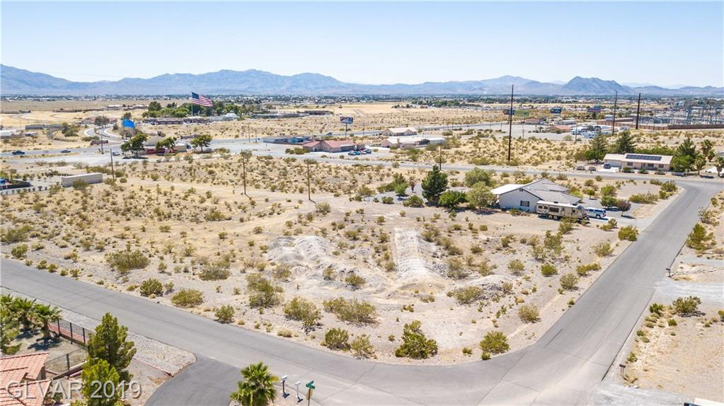 1710 Court Street Property Photo - Pahrump, NV real estate listing