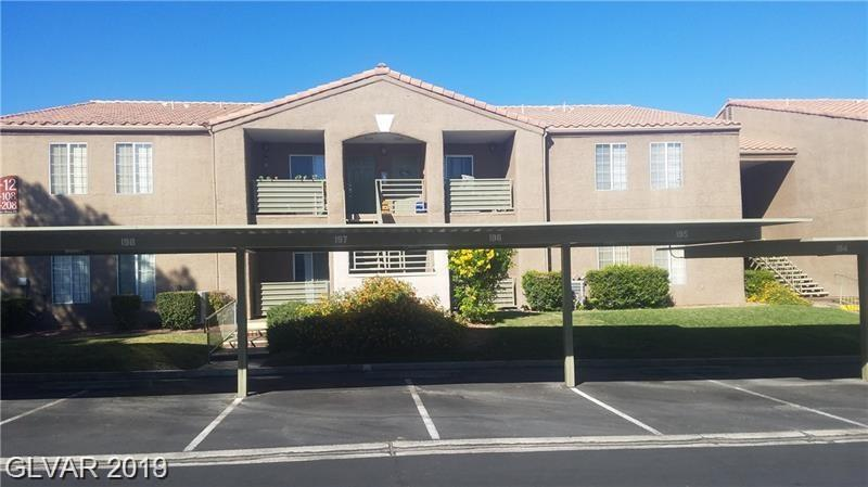 7620 Secret Shore Drive #108 Property Photo - Las Vegas, NV real estate listing