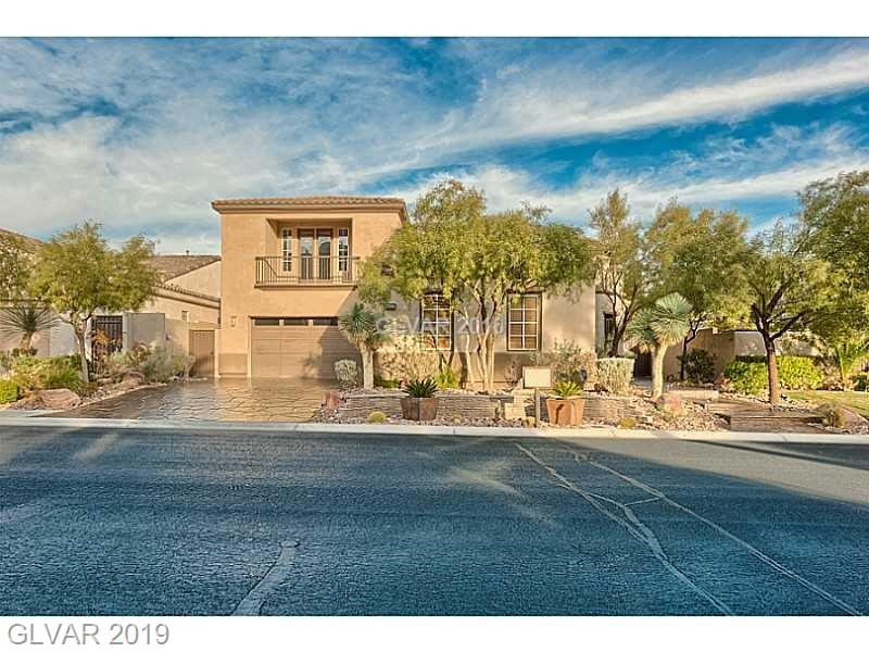 2700 GRASSY SPRING Place Property Photo - Las Vegas, NV real estate listing