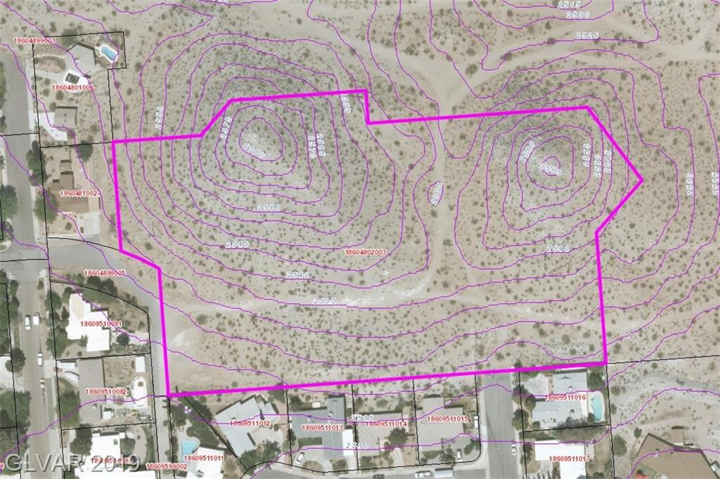 0 Northridge Property Photo - Boulder City, NV real estate listing