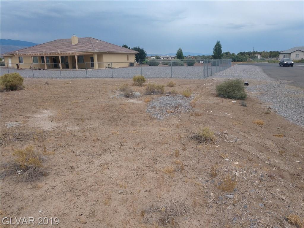 1060 W GRAY FOX Property Photo - Pahrump, NV real estate listing