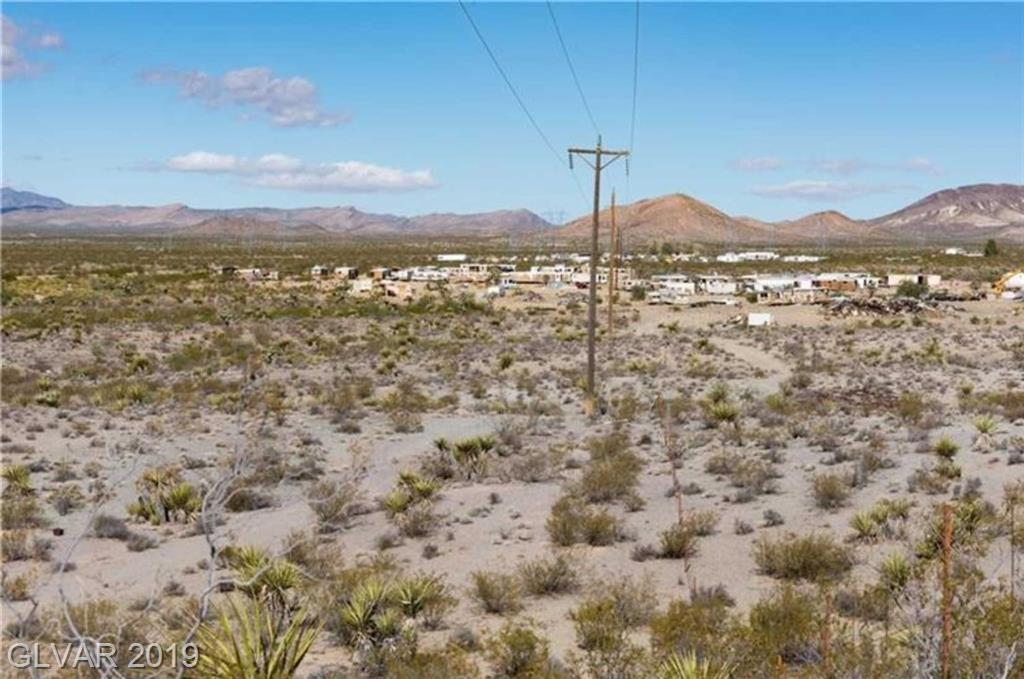 Gas Pipeline Rd Property Photo - Searchlight, NV real estate listing