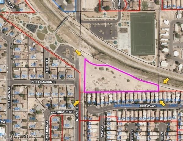 947 N Sandhill Road Property Photo - Las Vegas, NV real estate listing