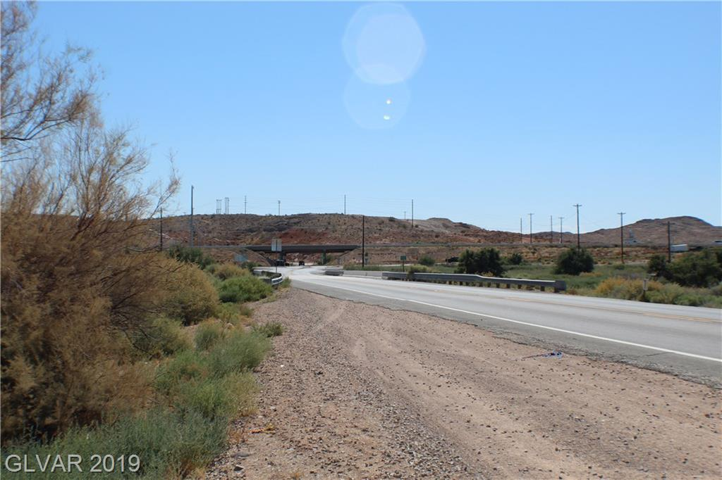 Hwy 168 Property Photo - Moapa, NV real estate listing