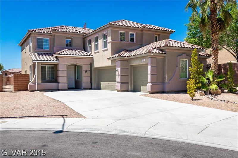 2325 SCISSORTAIL Court Property Photo - North Las Vegas, NV real estate listing