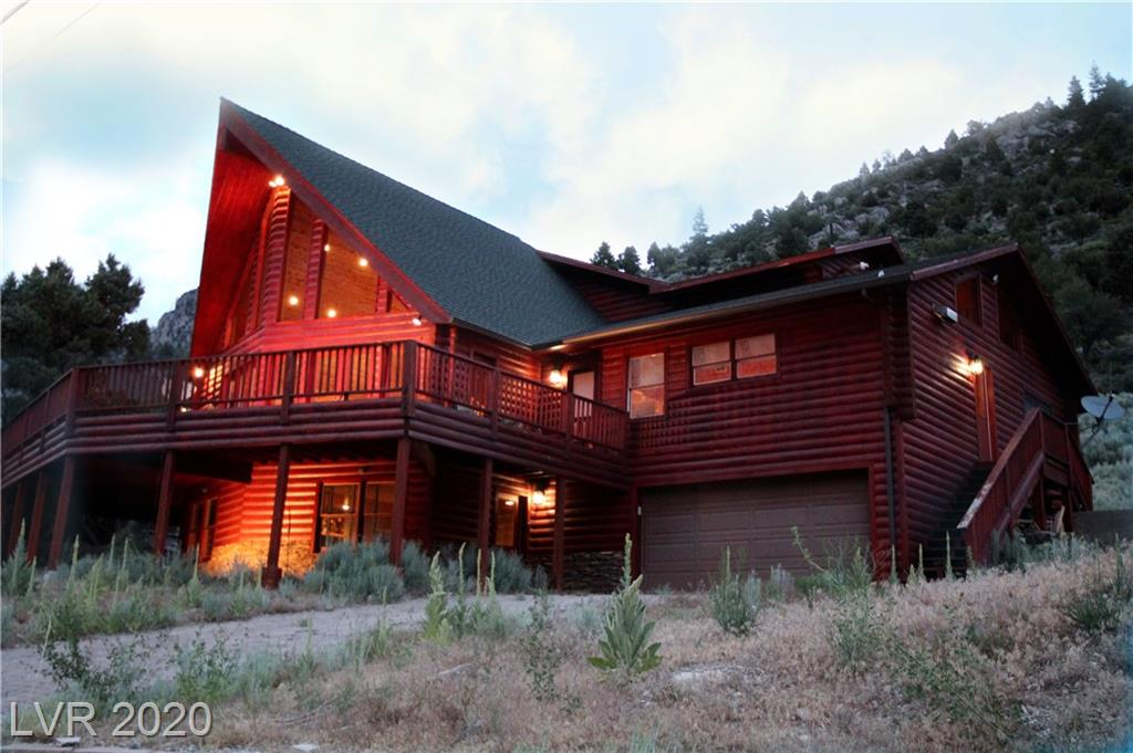 408 CRESTVIEW Drive Property Photo - Mount Charleston, NV real estate listing