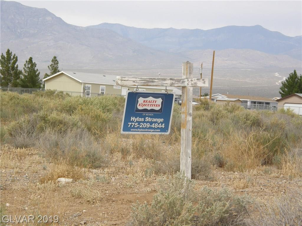 3931 S BLAGG Road Property Photo - Pahrump, NV real estate listing
